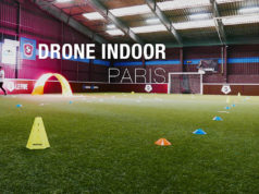 Drone Indoor Paris Drone