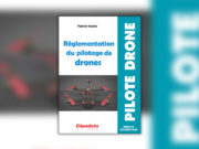 Réglementation du pilotage de drones