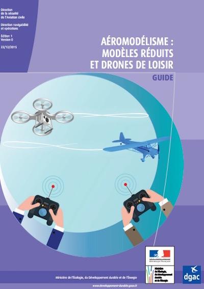 Guide d'aéromodélisme : modèles réduits et drones de loisir PDF