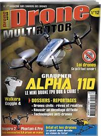 Magazine Drone multirotor 12