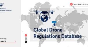 Les drones et la règlementations dans le monde
