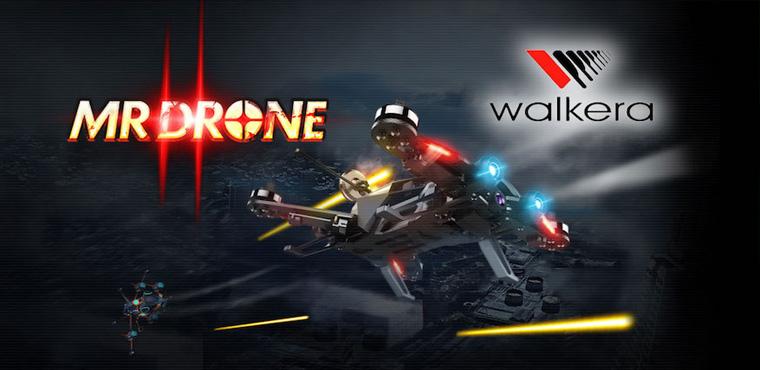 Walkera Mr Drone FPV