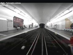 drone paris metro subway - Hackerloop 2017