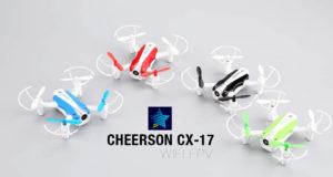 Cheerson CX17 WiFi FPV