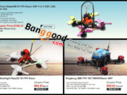 promotion drone FPV Super Deal bangood 02 2017