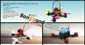 promotion drone FPV Super Deal bangood 02 2017
