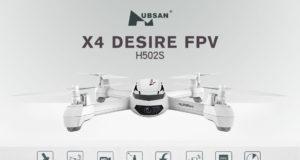 Hubsan X4 Star FPV H502C