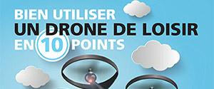 Règles d'usages du drone
