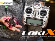 Storm Loki X2 drone micro racer fpv racing