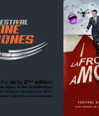 festival cine drones Bordeau