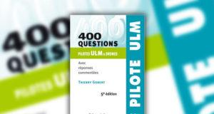 Questions pilotes drones - Examen théorique ULM/drone