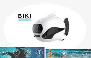 BIKI : Le drone Poisson 4K