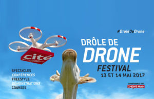 Drole De Drone cite des sciences
