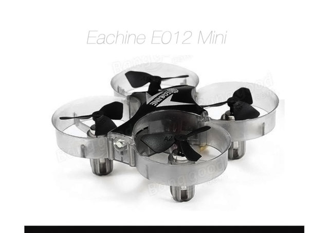 Eachine E012 Mini FPV