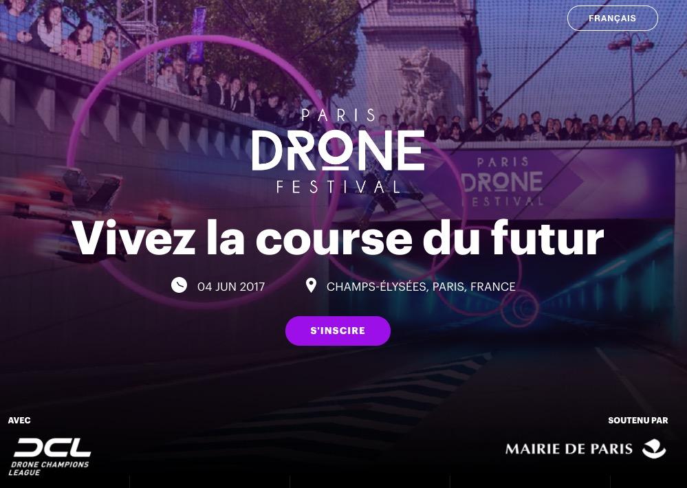paris drone festival 2017