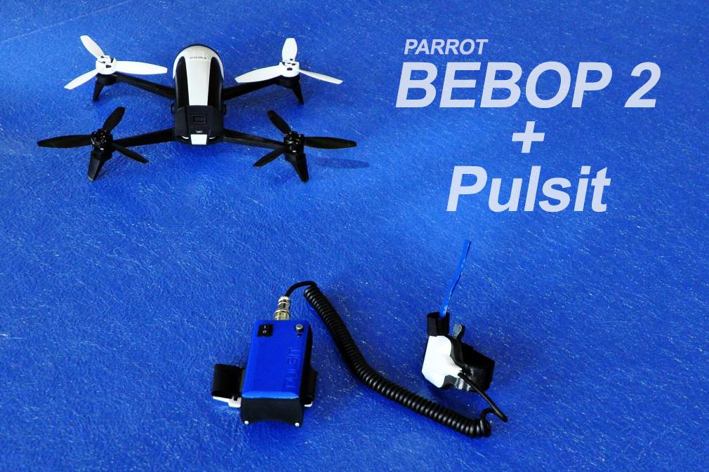 pulsit bebop2 parrot