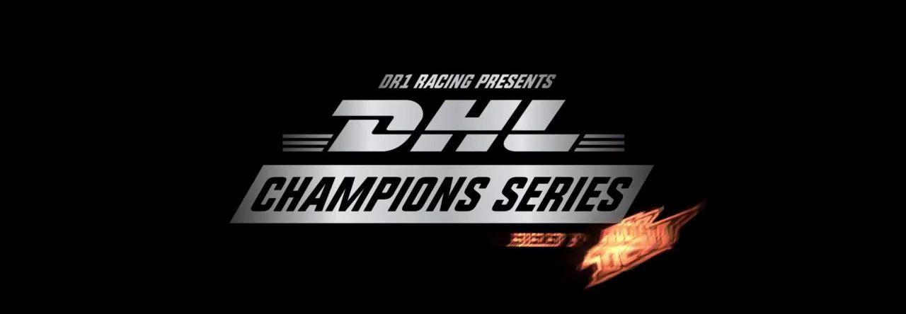 DHL champions series DR1 FPV racing