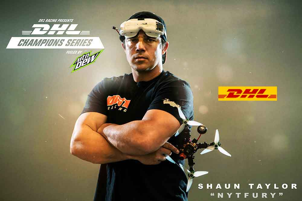DHL champions series DR1