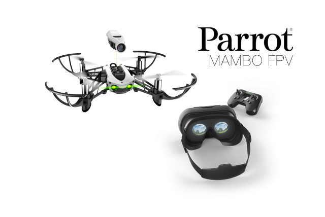Parrot Mambo FPV Racing