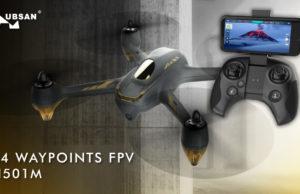 Hubsan H501M X4 Waypoint FPV