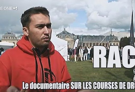 Documentaire FPV Racing sur GameOne