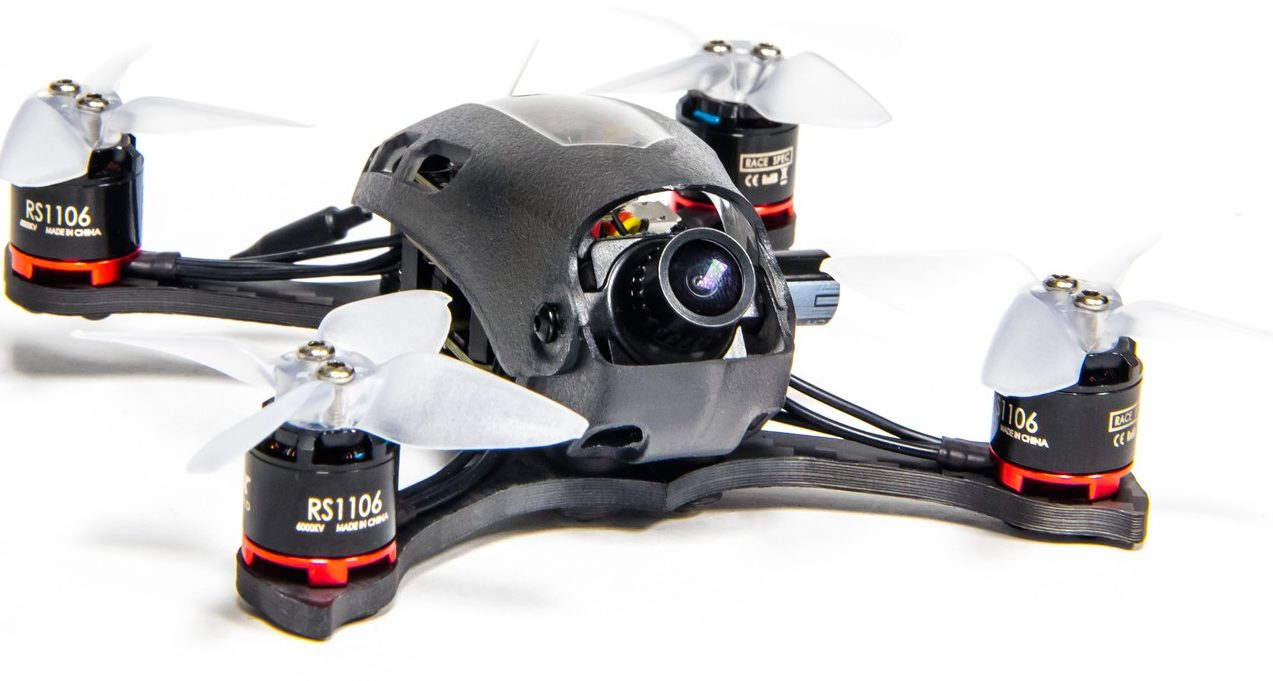 Drone Performance Sports Quad Rig - Emax Babyhawk-R RACE