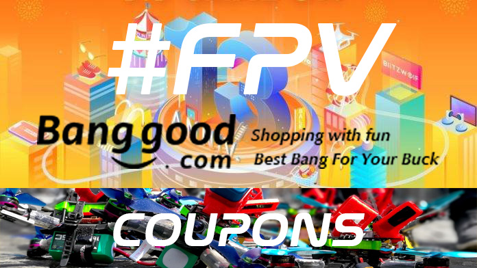 Banggood 13th Anniversary coupons