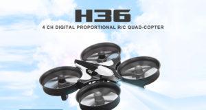 JJRC H36 micro drone