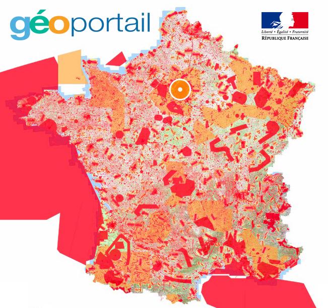 Restrictions Carte De France Pour Les Drones De Loisir Fpv Racer