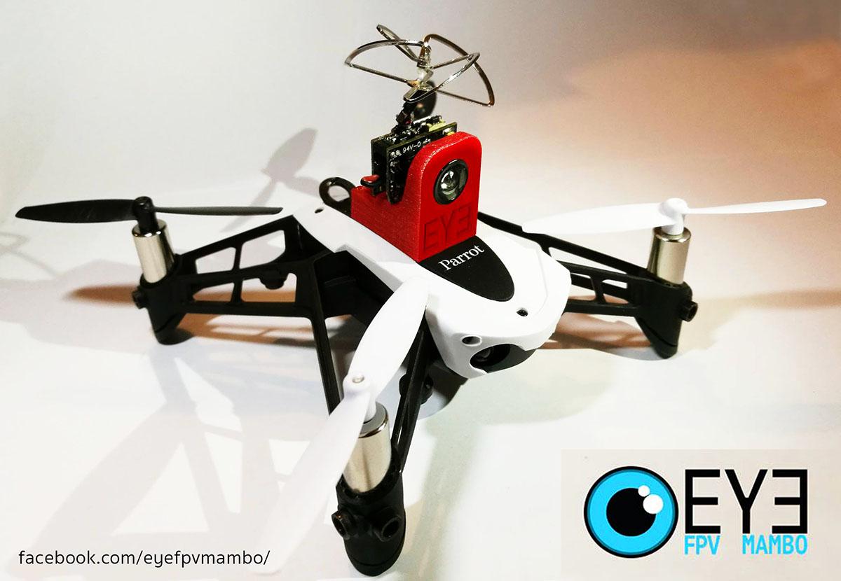 parrot mambo fpv eye drone fpv news. Black Bedroom Furniture Sets. Home Design Ideas
