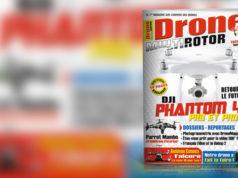 Drone MultiRotor n°13 - Magazine du Février 2017