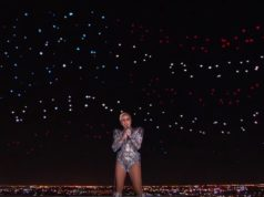 Lady Gaga + drones Intel au Superbowl