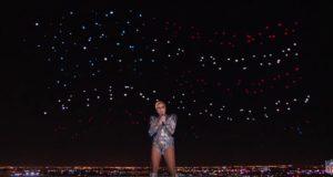 Lady Gaga + drones Intel au Superbowl