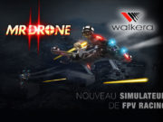 MR Drone Walkera FPV Simulator fpv racing