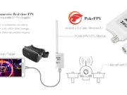 POKE FPV OTG P040 Rx Vidéo USB pour AndroidPOKE FPV OTG P040 Rx Vidéo USB pour Android