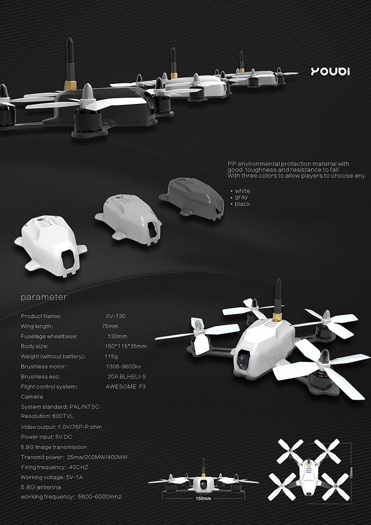 Awesome Youbi XV 130