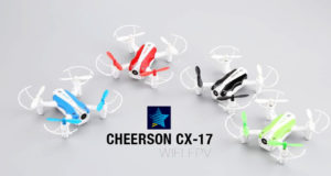 Cheerson CX17 WiFi FPV