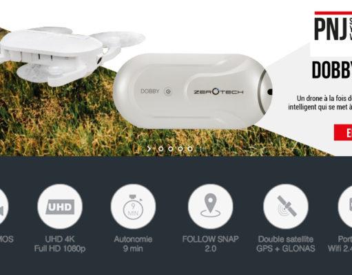 DOBBY Pocket PNJ drone