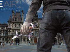 Des drone FPV au Parvis de l'Hôtel de Ville de Paris
