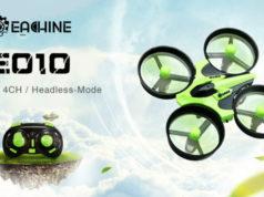 EACHINE E010 micro drone