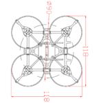 Eachine-Aurora-90-drone-FPV-Racing-7