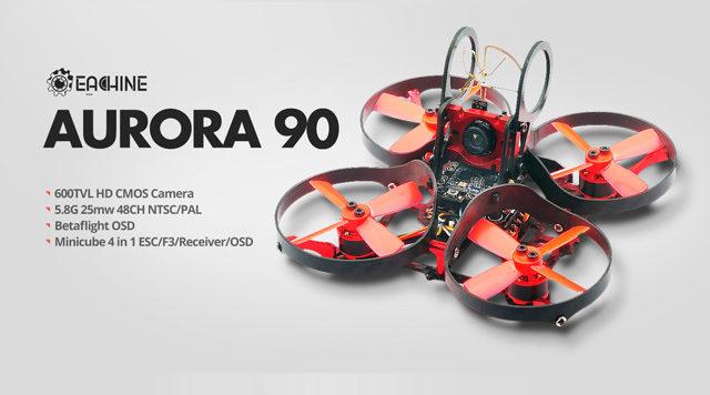 Eachine Aurora 90 FPV
