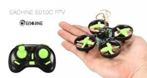 Eachine E010C FPV nano racer