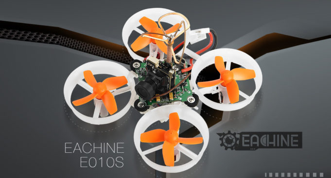 Eachine E010s / Tiny Whoop
