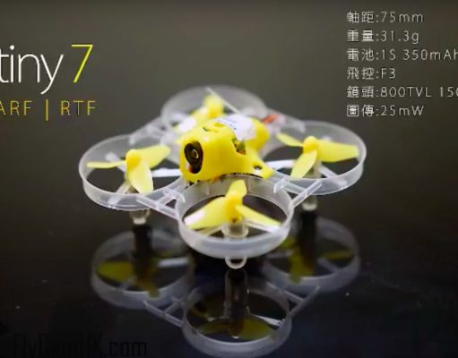 Kingkong Tiny7 Racing Drone Indoor