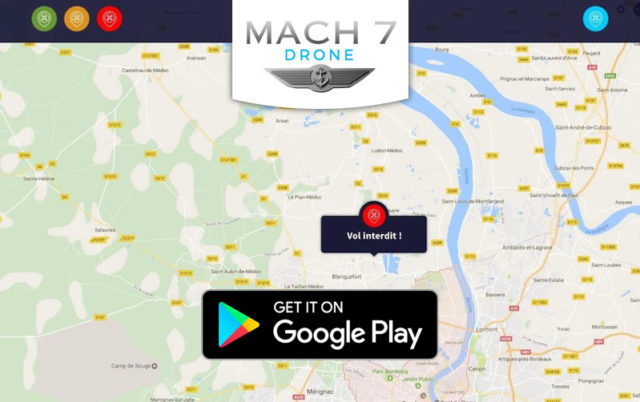 Mach7 Drone pour Android