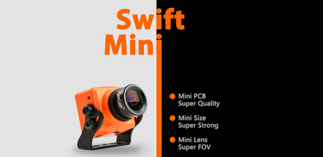 RunCam Swift Mini - camera FPV