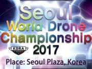 Seoul world Drone championship 2017