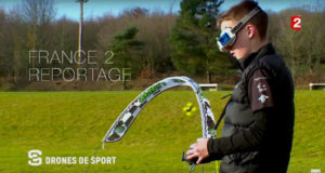 Reporage Drones de sport france tv