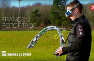 Reporage Drones de sport france tv